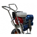 Benzin Airless Lackierpistole mit 8.3L
