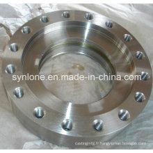 Connecteur de bride en acier inoxydable CNC Mahining