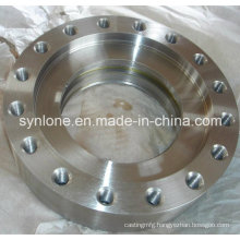 CNC Mahining Stainless Steel Flange Connector