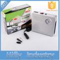 HF-1022 New Arrival DC12V Mini Car Air Compressor With Light Portable Copper Tire Inflator Air Pump