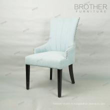Style français maître meubles maison bois design velours dinant la chaise