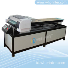 Gelas tinggi presisi Digital Flatbed Printer