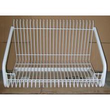 Loja de Rack de fio do Metal móveis Display supermercado Display (SLL-V002)