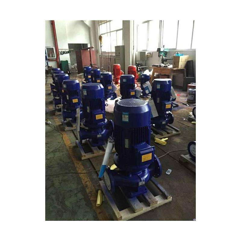 IRG hot water pipe circulation pump 4