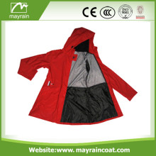 Nouveau Style Ladies PU Raincoat