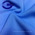 Tela de secado rápido 100% coolpass para ropa deportiva.