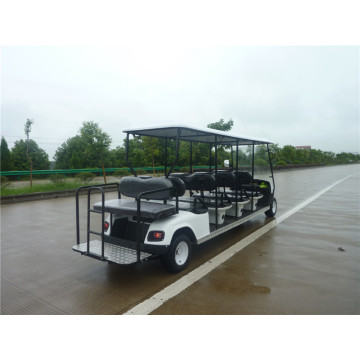 factory 12 seater long golf cart for sale