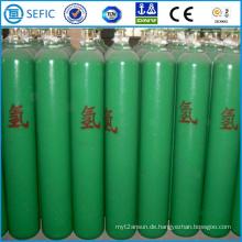 Nahtloser Stahl-Wasserstoff-Zylinder (ISO9809-3)