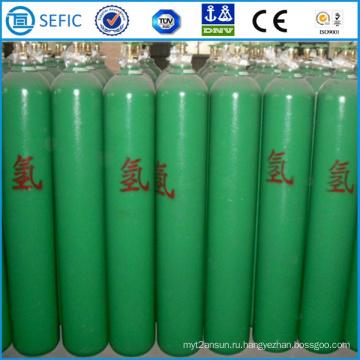 Бесшовные стальной цилиндр водорода (ISO9809-3)