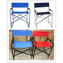 Cadeira de Diretor de Alumínio de Lona Dobrável (SP-158)