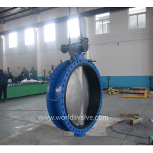 Double Flanged Butterfly Valve (WDS)