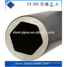 High Precision inner hexagonal steel tube