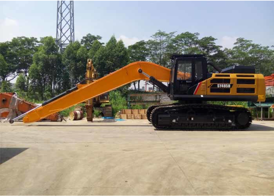 22m Super Long Arm for Excavators