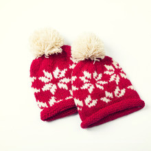 Chapeau d'hiver de bonnet