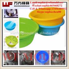 new home products plastic washbasin mould OEM Custom plastic injection washing basin mold making