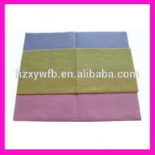 Needle Punched Germany Microfiber Nonwoven Cleaning Cloth