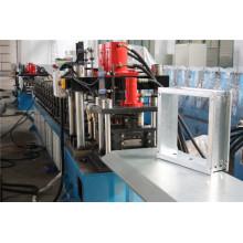 Msfd HVAC Fire Damper Shutter Blade Duct Frame Roll Forming Machine