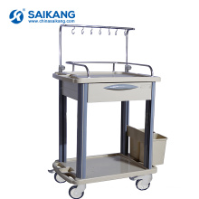 SKR020-ITT ABS Emergency Medical Drug Treatment Trolley