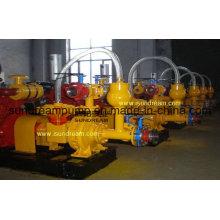 Automatische Selbstansaugende Abwasser-Kreiselpumpe ISO9001