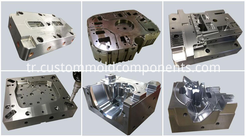 Injection Molding Mold Making