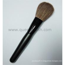 Brosse en poudre cosmétique pour soins de la peau Soft Goat Hair