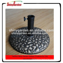 outdoor plastic resin umbrella base