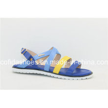 Good Quality and Comfortable Lady Beach Sandal