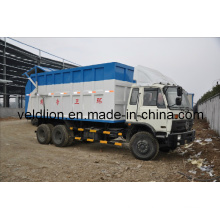 Dongfeng 4 * 2 Waste Transport Sealing Garbage Truck