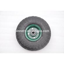 Roda pneumática de borracha 3.50-4