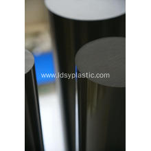 Different Color PVC Round Rod