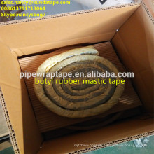 concrete pipes butyl rubber Mastic tape