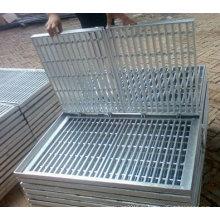 Сварные стальные решетки (плоские / зазубренные 30 мм / 40 мм / 60 мм)