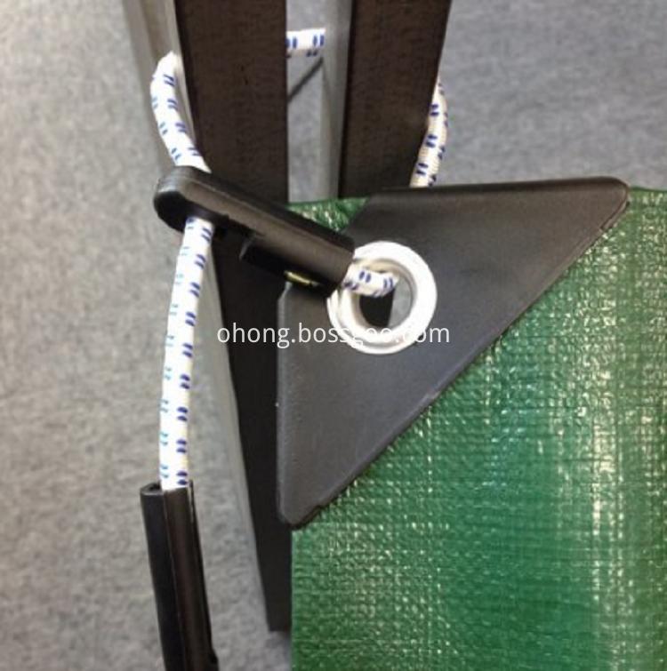 Elastic tie for PE Tarpaulin