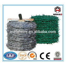 Anping electro galvanized barbed wire/barbed wire factory