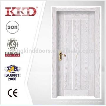 Простая сталь деревянная дверь кДж-710 для офиса и резиденции используется от Китая верхняя дверь бренда KKD