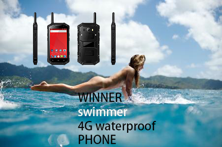 swimmer 4G waterproof  PHONE