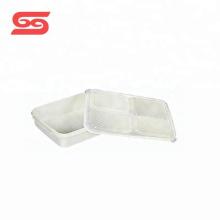 el mejor precio despeja la caja fresca plástica reciclable de los pp para vender
