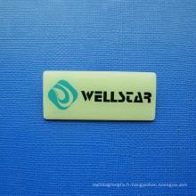 Brochure imprimée à boutons imprimés, badge organisationnel (GZHY-OP-018)