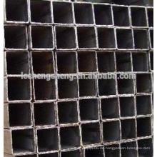 Heißer Verkauf galvanisiertes nahtloses quadratisches Stahlrohr 200 * 200