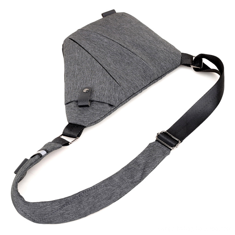 Fashion casual chest Messenger bag