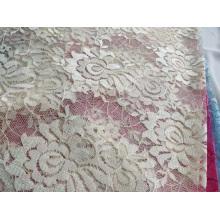 100% Polyester Spitze ohne Spandex
