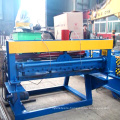 Level and cut to length roll forming machinery