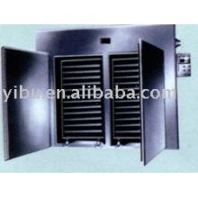 Forno de secagem Circulating do ar quente usado na medicina tradicional chinesa