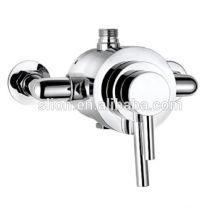 Baño termostático de bajo precio latón expuesto válvula de ducha