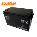12v 100ah lithium ion lifepo4 battery pack rechargeable gel battery deep cycle solar lead acid battery