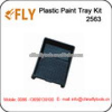 Buena calidad Pincel de rodillo de pintura de la bandeja de pintura