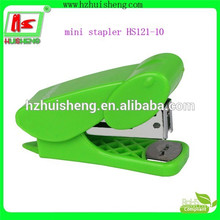 kawaii mini book binding sewing machine , all kinds of staplers HS121-10