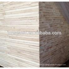 Preço mais baixo cinza natural enfrentou bloco para móveis e decoração