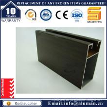 Aleación de aluminio / aleación de aluminio / perfil para el marco