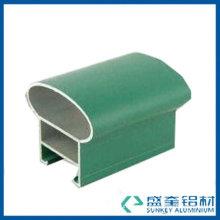 Aluminium profile aluminium extrusion handrail